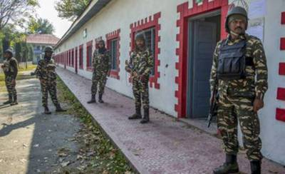 2% voting turnout recorded in Occupied Kashmir polling stations on sham Indian elections