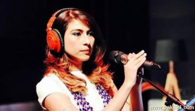 Actress cum Singer Meesha Shafi stirs yet another controversy