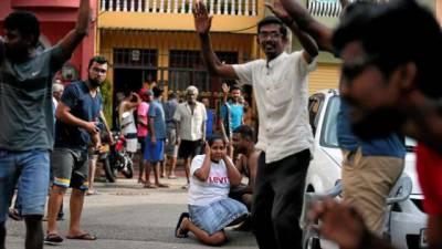 How India had prior knowledge of the Sri Lanka terrorists attacks?