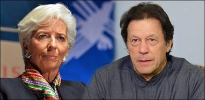 PM Imran Khan to meet IMF Chief Christine Lagarde