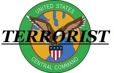 US Military CENTCOM placed on terrorist list