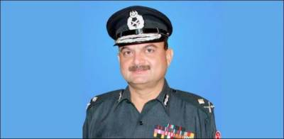 Former IGP Hussain Asghar appointed as deputy Chairman NAB