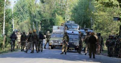 Indian troops martyr two Kashmiri youth in Bijbehara