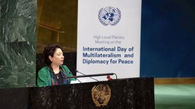 Pakistan strongly raises Kashmir issue at the UN yet again