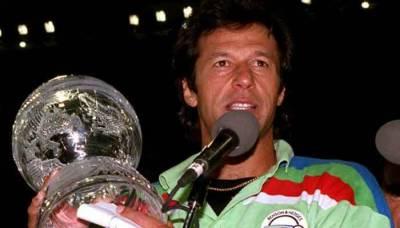 PM Imran Khan captains all time World XI