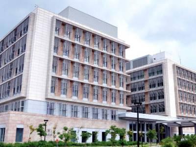 Training Centre, Firing Range built inside US embassy in