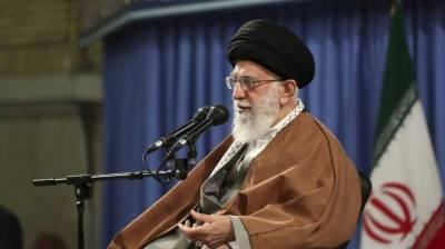US oil sanctions won't go 'without response': Khamenei