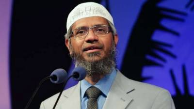 Zakir Naik responds over reports of Interpol Red Notice