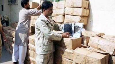 ANF seizes 3.148 tons narcotics valuing Rs3.44bn in int'l market