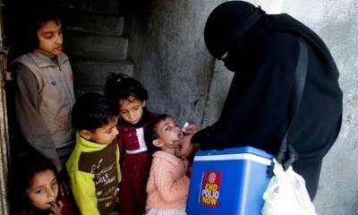 Female polio worker martyred in Chaman