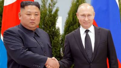 Putin says US guarantees unlikely to prompt N.Korea to de-nuclearize