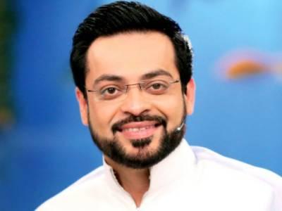 Scholar, Anchor, Politician Dr Amir Liaquat is back with bang