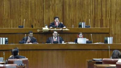Senate unanimously adopts resolution condemning terrorist attacks in Sri Lanka