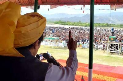 Tribal people laud PM development initiatives