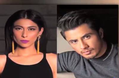 Ali Zafar, Meesha Shafi clash yet again