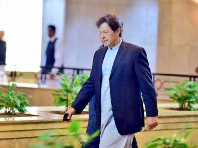 CPEC being flagship project of BRI blessing for Pakistan: Imran Khan