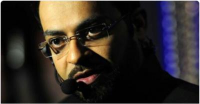 Dr Amir Liaqat unveils his debut film,