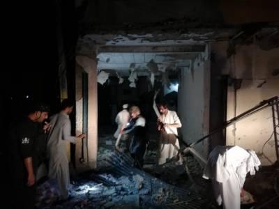 IED blast in Khyber Pakhtunkhwa