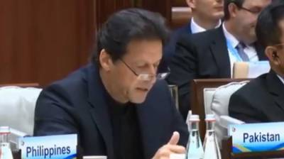 Leader's Roundtable Session of 2nd Belt and Road Forum: PM Imran emphasis on further bolstering connectivity under BRI