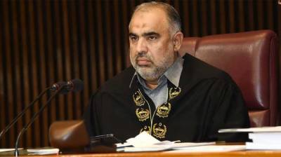 NA Speaker constitutes Parliamentary Committee on National Security