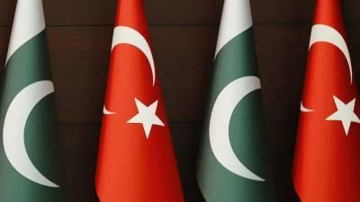 Pakistan awards high civil awards on two leading Turkish personalities