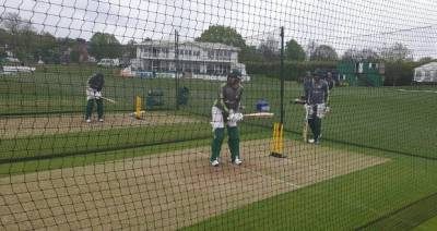 Pakistan will play a warm-up match against Kent at Beckenham today