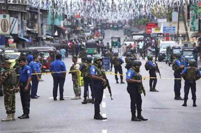Sri Lanka blasts terrorists found linked with India
