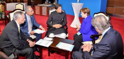 WB pledges to further strengthen cooperation with Pakistan