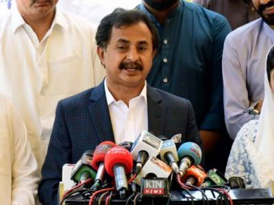PTI will sweep next elections in Sindh: Haleem Adil Sheikh hopes
