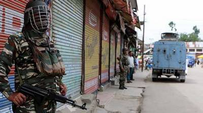 Complete shutdown being observed in Kulgam district today