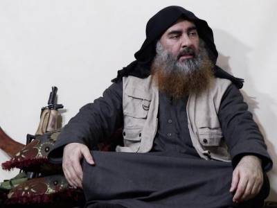 ISIS Chief Abu Bakr Al Baghdadi appears in a video for the first time in 5 years