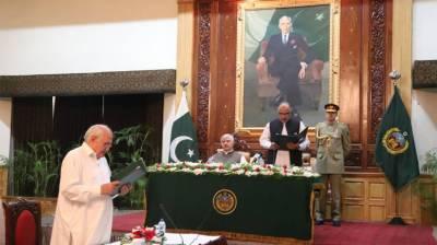 Liaquat Khattak takes oath as KP Minister