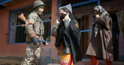 Over 90% Kashmiri voters stay away from Indian parliamentary elections