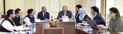 Pakistan Iran high level meeting discuss multiple new ventures between two Islamic states