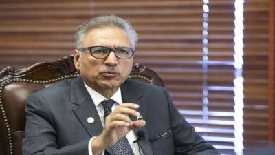 President calls for large scale plantation to cope with issue of climate change