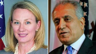 Top US envoys held high level talks in Pakistan Foreign Office