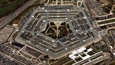 US Military spending risen for the first time in seven years