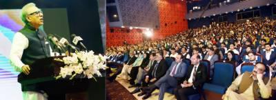 Pakistan desirous of peace and stability in Afghanistan: President