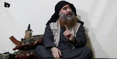 What did ISIS Chief and World's most wanted terrorist say in his first ever video after 5 years?