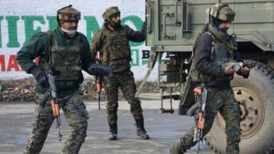 Blast reported in Occupied Kashmir