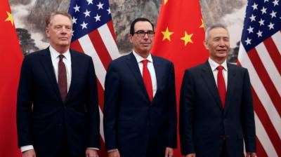 China US held key talks over trade war