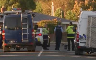 Christchurch bomb threat : NZ police arrest 33-year old man