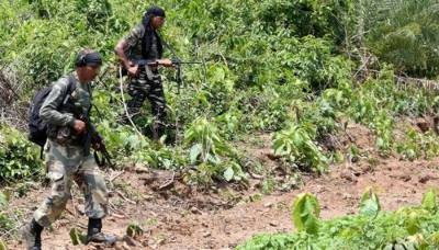 Home grown terrorism bleeds Indian Security forces