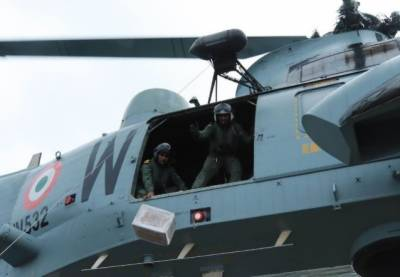 Indian Navy put on high alert