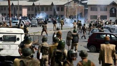 IOK: Indian police in crackdown arrests more than two dozen people