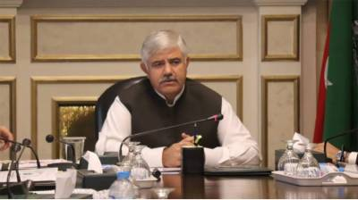 Mahmood Khan directs to expedite work on Insaf Rozgar Scheme in tribal districts