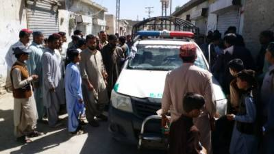 Man dies in Quetta firing