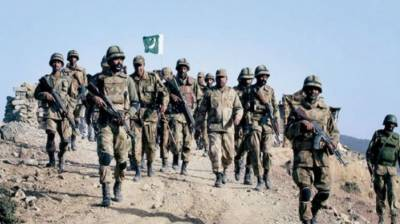 Pakistan Army effectively repulse big terrorist attack
