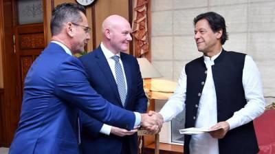 PM appreciates PTC's contribution of Rs 5 mln for Dam Fund