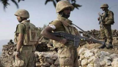 Three Pakistan Army soldiers martyred, Seven injured in cross border attack from Afghanistan